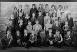 Lincoln School 1928 4th Grade Photograph