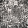 Aerial View with the following boundaries: Lawler Ave. to the East, Crawford Ave. to the West,...