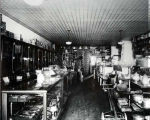 Frank A. Gabel Hardware Interior Photograph, 1924