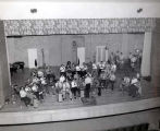 American Legion Post 320 Drum & Bugle Corps Recording Session Photograph, 1955