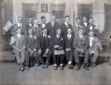 Niles Center Volunteers Photograph, 1917