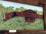 Fort Pence Painting