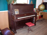 Piano from one room school house