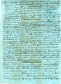 Hayes Letter 1839060501, James Hayes to William Hayes