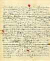 Hayes Letter 1844011101, James Hayes  and James Hayes, Jr. to William Hayes