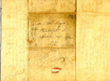 Hayes Letter 1841123001, Lewis & Polly Jones to Anna Hayes