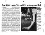 Fox River ranks 7th on U.S....