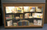 Youth Services bookcase