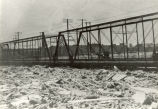 Bridges, Sterling, Illinois, First Ave. Ice Gorge