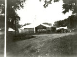 Circuses & Carnivals, Sterling, Illinois, Show tents and spectators