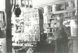 Emerson, Illinois, Village General Store interior