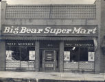 Grocery Stores, Sterling, Illinois, Big Bear Supermarket