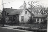 Homes, Sterling, Illinois, Manahan Residence, Abraham Lincoln slept here 1856