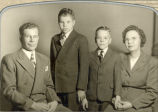 Leitz Family, Sterling,  Illinois