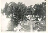 Mineral Springs, Sterling,  Illinois, Great Northwestern Fairgrounds, Spectators