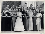 Music, Sterling,  Illinois, Female Treble Clef Singers, Mrs. Murial Phelps, Director