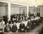 Organizations, Sterling, Illinois, Veterans of Foreign Wars Banquet for Selectees