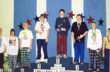 People-1990's, Sterling, Illinois, Wike, James, First Place Junior Olympics