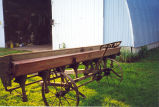 Grain Seeder, owner Lamm, Robert, Agricultural machinery & Implements, Sterling Manufacturing...