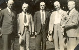 Dr. George Perry,  Sterling, Illinois, Physicians; Dr. McCandless, Dr. Broderick, Dr. Parker, Dr....