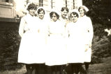 Sterling Hospital Nursing School, Sterling, Illinois, Student Nurses
