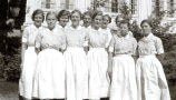 Sterling Hospital Nursing School, Sterling, Illinois, Class of 1932 Nurses