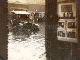 Flood, Sterling, Illinois, Streets, Automobiles