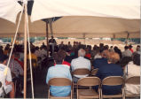 Downtown Redevelopment, Sterling, Illinois, County Market Grocery Store, Ground breaking ceremonies