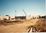 Downtown Redevelopment, Sterling, Illinois, Buildings, County Market Grocery Construction