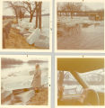 Struckman family, Sterling, Illinois, Rock River Flood