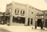 Sterling, Illinois Street Scenes, Buildings, Business enterprises, NW Corner East 3rd St. &...