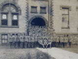 World War, 1914-1918, Sterling, Illinois, Camp Grant soldiers