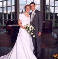 Weddings, Sterling, Illinois, Mr. & Mrs. Berge, Buildings
