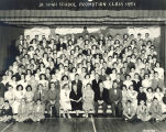 Schools, Sterling, Illinois, Sterling Junior High School, Class of 1951 graduation