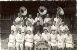 Schools, Sterling, Illinois, Union, 1892-1946,  Adults band