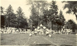 Schools, Sterling, Illinois, Union, 1892-1946, Field Day