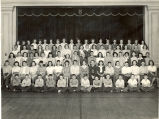 Schools, Sterling, Illinois, Union, Students Class Photo