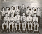Schools, Sterling, Illinois, Union, 1892-1946,  Basketball players