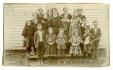Photograph of Smith Grove School Class in 1900