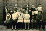 Photograph of 1928-1929 Towanda Grade School class