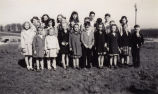 1948 Photograph of Students at Ballard Grade School