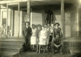 Photograph of Luis and Lucy Kraft family