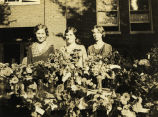 Photograph of Towanda School teachers in the 1930s