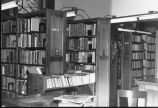 Carnegie Library of Wilmette Adult Department stacks