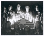 Girl Scout Candle Ceremony, Fort Sheridan