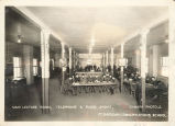 Main Lecture Room, Telephone & Radio Shops, Ft. Sheridan Communications School