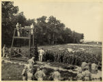 Army Training, Fort Sheridan