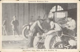 Automobile Mechanics Class, Educational Dept., Bldg. 81, Fort Sheridan, Ill.