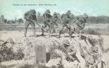 Attack on the Trenches, Fort Sheridan, Ill.