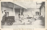 Motor Transportation of Convalescent Patients, Educational Dept., Bldg. 81, Fort Sheridan, Ill.